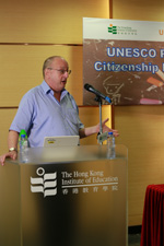 UNESCO Public Seminars Series: UNESCO Peace Building and Global Citizenship Photo-7