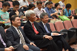 Dialogue with Professor Joseph Yam: 貨幣與金融 Photo-1