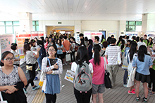 HKIEd Information Day 2014