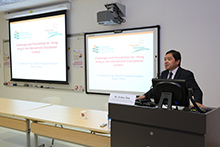 UNESCO Research Seminar Series: Challenges and possibilities for Hong Kong in the international educational context