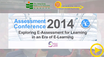 Assessment Conference 2014 -- Exploring E-Assessment for Learning in an Era of E-Learning
